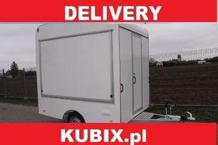 KUBIX Tomplan TH 251.00 DMC 1300kg commercial trailer remolque de venta nuevo