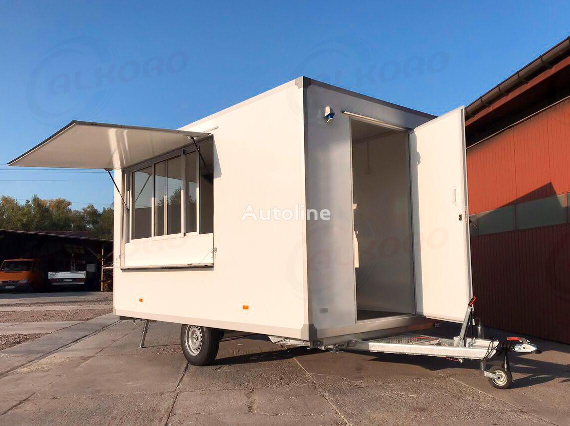 ALKORO 4M SS nowa przyczepa gastronomiczna | catering trailer remolque de venta nuevo