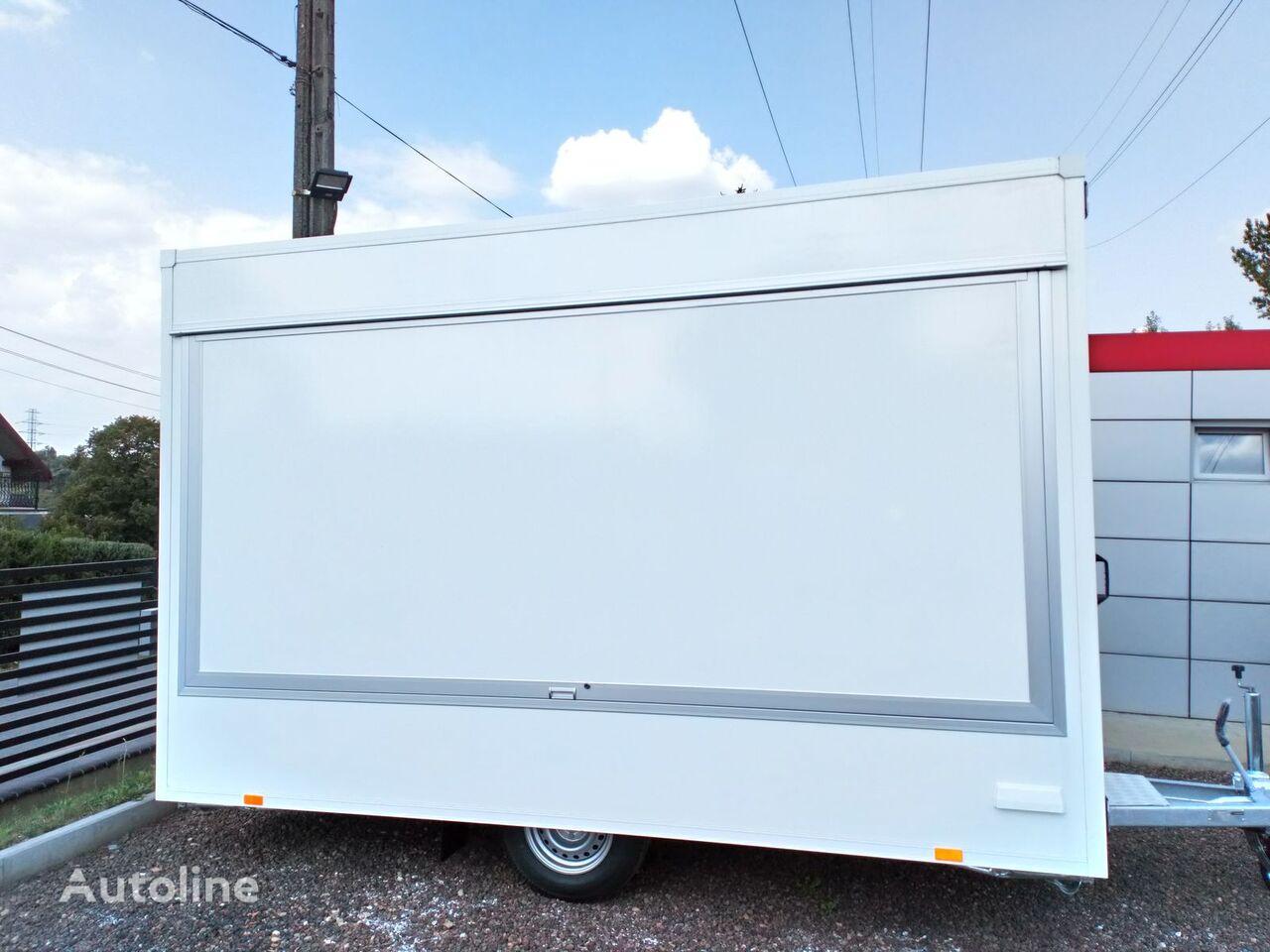 BANNERT  3,7 m Food Truck, Imbiss, Handlowa, Piekarni remolque de venta nuevo