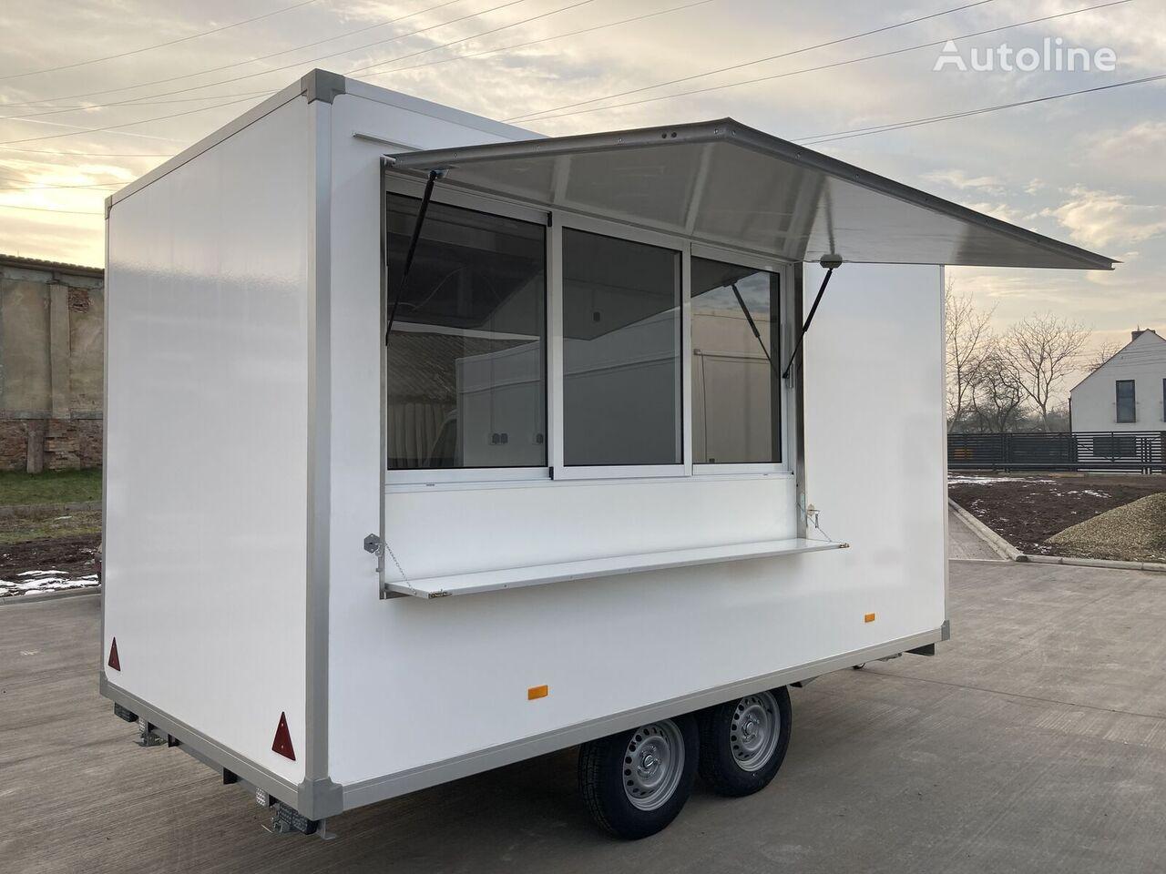 IMBISS, Przyczepa Gastronomiczna, Food Truck, Catering Trailers remolque de venta nuevo