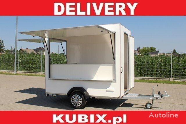 KUBIX Tomplan TFS 251.00 250x150x200 catering/ food trailer remolque de venta nuevo