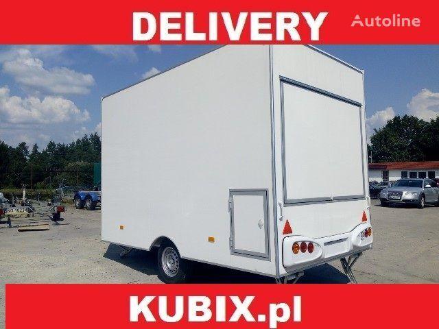 NIEWIADOW H13362H, 360x203x230, catering/ food trailer remolque de venta nuevo