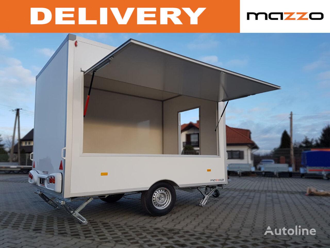 NIEWIADOW H13362H  Mobile catering trailer street Verkaufsanhänger  burger remolque de venta nuevo