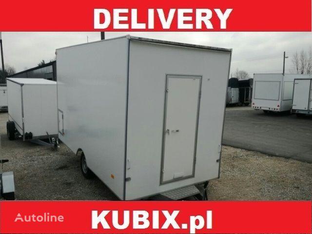 NIEWIADOW H13421H, Catering trailer, Verkaufsanhänger 420x203x230, 1300kg remolque de venta nuevo