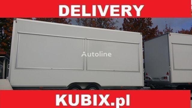 NIEWIADOW H20521 520x203x230, Catering trailer, Verkaufsanhänger 2000kg remolque de venta nuevo