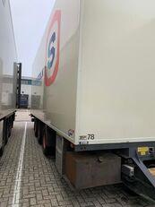 BURG Middenasaanhangwagen remolque frigorífico