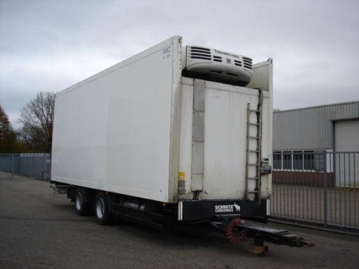 SCHMITZ Schmitz Cargobull 2 AXLE TRAILER - FRIGOBOX -THERMOKING remolque frigorífico
