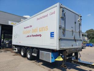 ACKERMANN Tandem Iso Anhänger + LBW 2500 KG remolque furgón