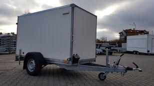 NIEWIADOW Plywood van F1326HD Niewiadów single-axle, braked GVW 1300kg remolque furgón nuevo