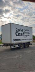 SVAN CHTP 18V Standard, Drum Breaks remolque furgón