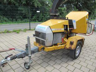 Schliesing 220 MX Houtversnipperaar remolque furgón