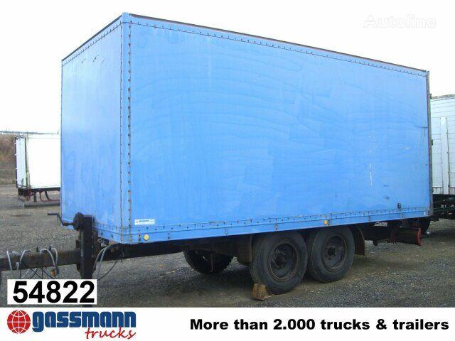 remolque furgón ACKERMANN TPW / A8,6/5,6E