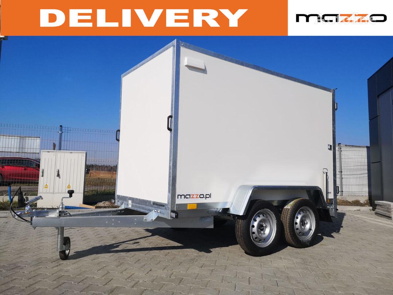 BOX 2512/2  remolque furgón nuevo
