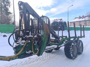 Farma Farma T12 G2  przyczepa leśna remolque maderero