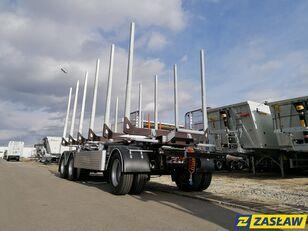 ZASLAW TRAILIS 665.PL.70.22.B.KP remolque maderero nuevo