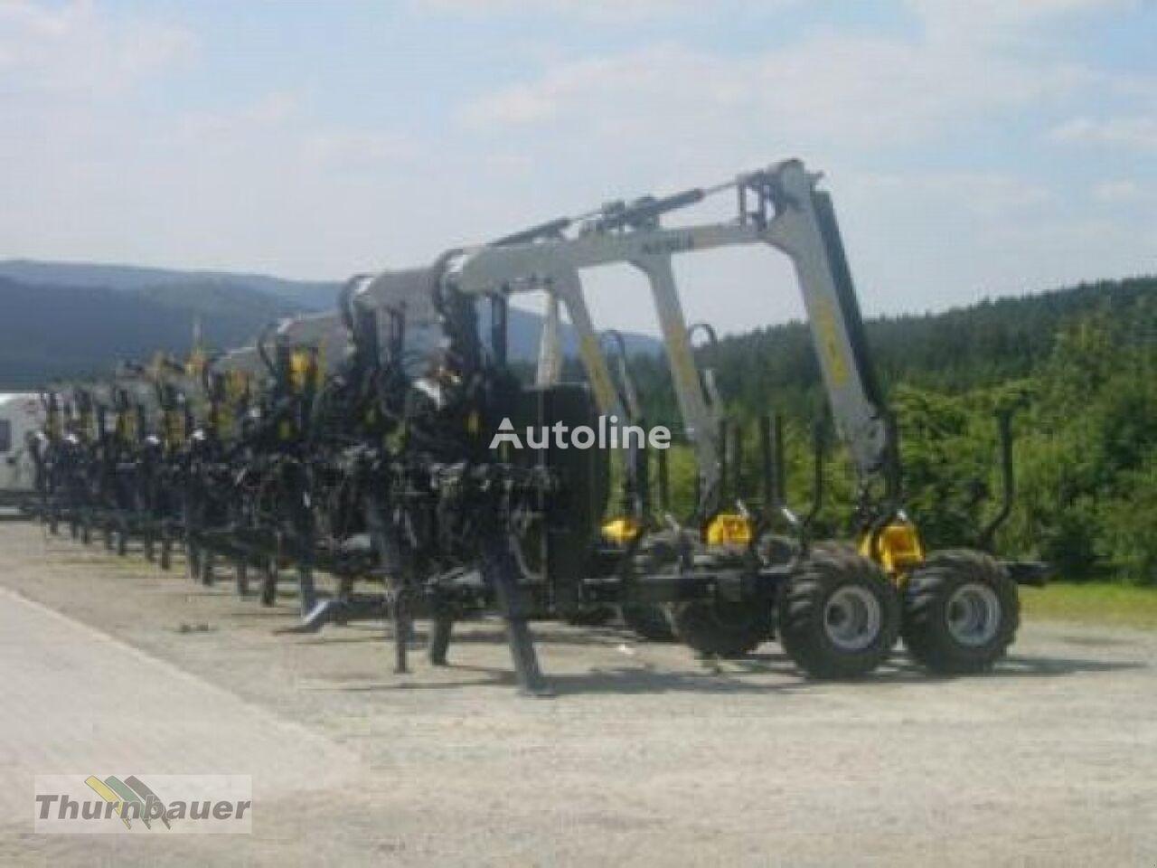 9T - 15 T remolque maderero nuevo