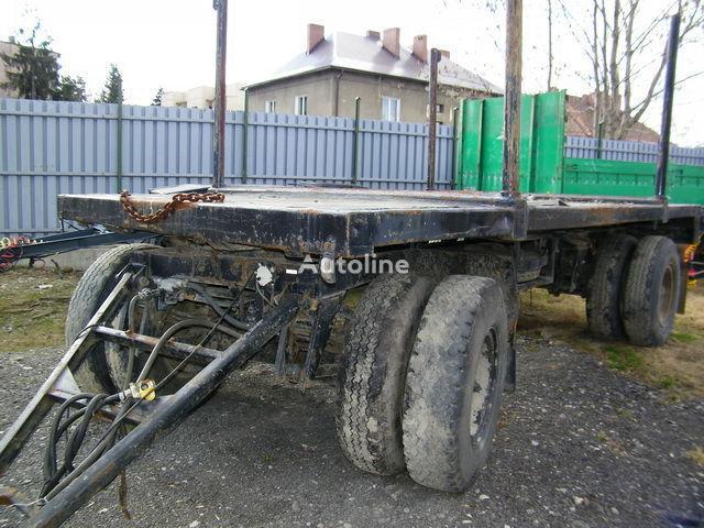 PV 1612 remolque maderero