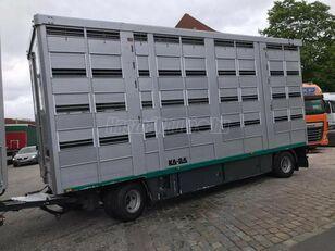 KA-BA 18/73 remolque para transporte de ganado