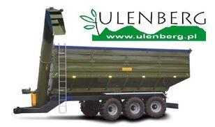 ZAVOD KOBZARENKA PBN 40 remolque para transporte de grano