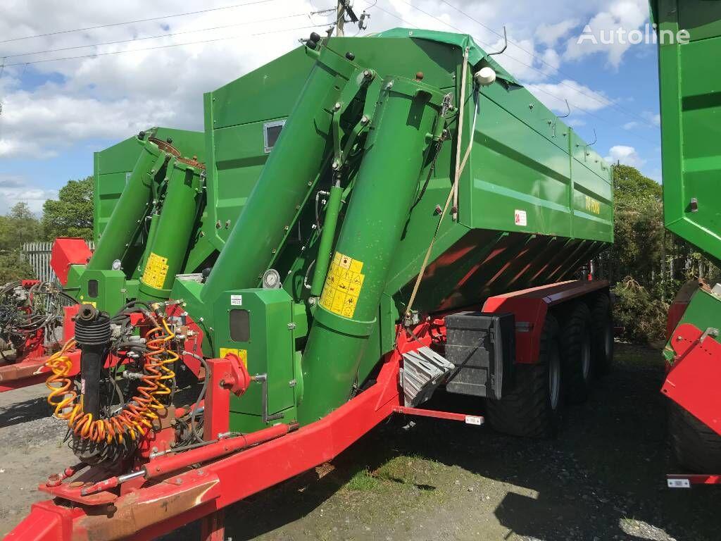 PRONAR T740 remolque para transporte de grano nuevo
