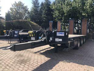 Ozmen Damper DRAWBAR TRAILER - CENTRAL AXLE remolque plataforma nuevo