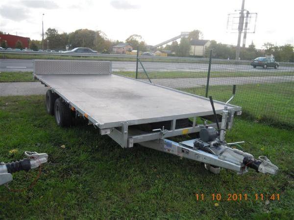 IFORWILLIAMS CT167G remolque plataforma