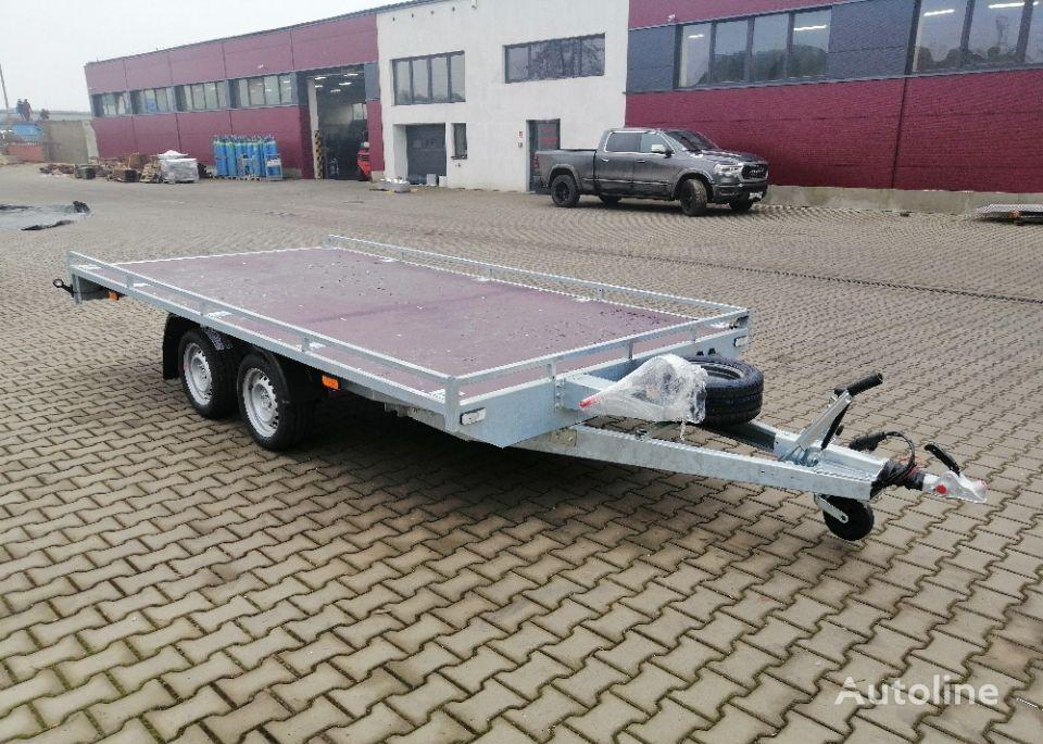 Besttrailers BOARD z relingiem (Atlas z relingiem) remolque porta maquinaria nuevo