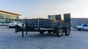 NOVA TRAILERS FOR FORKLIFT AND BOBCAT TRANSPORT remolque porta maquinaria nuevo