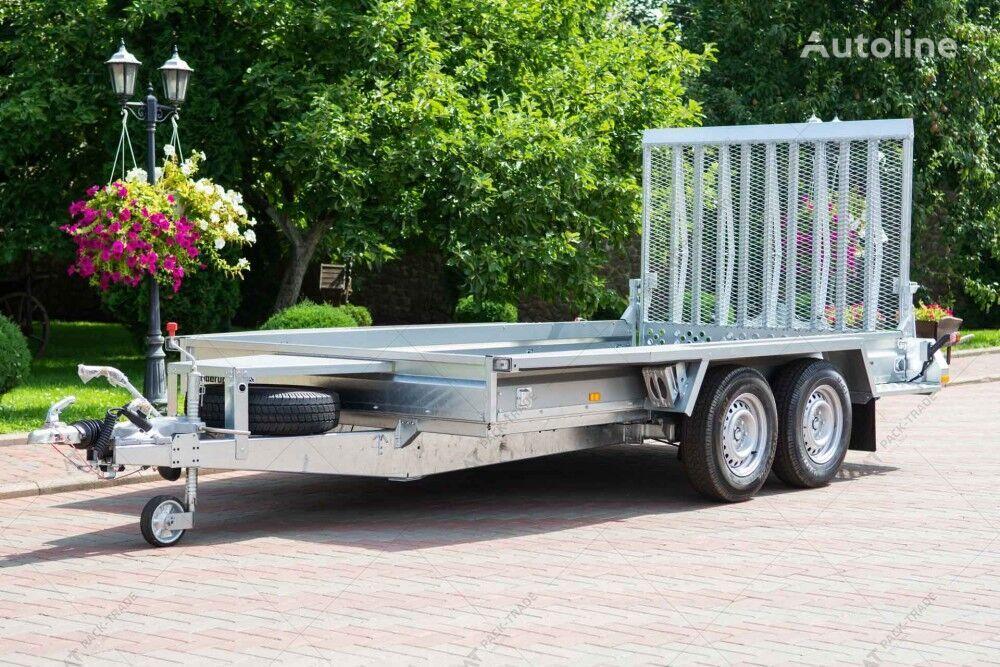 Brenderup MT3651 remolque porta maquinaria