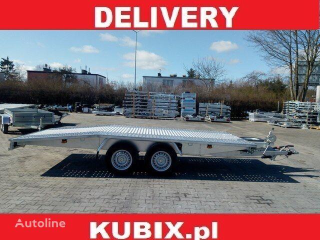 KUBIX BORO laweta dwuosiowa hamowana szwajcarka, 450×200, DMC 1400-270 remolque portacoches nuevo