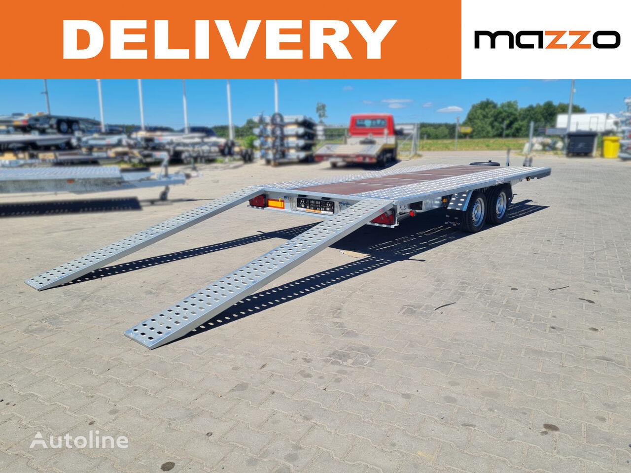 M4527 R13C 450x210 2700kg Platform remolque portacoches nuevo