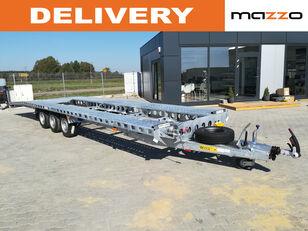 Wiola L35G85 844x204 cm 3 axles 3500kg remolque portacoches nuevo
