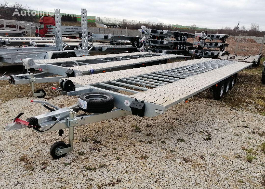 Besttrailers LONG (Indiana) remolque portacoches nuevo