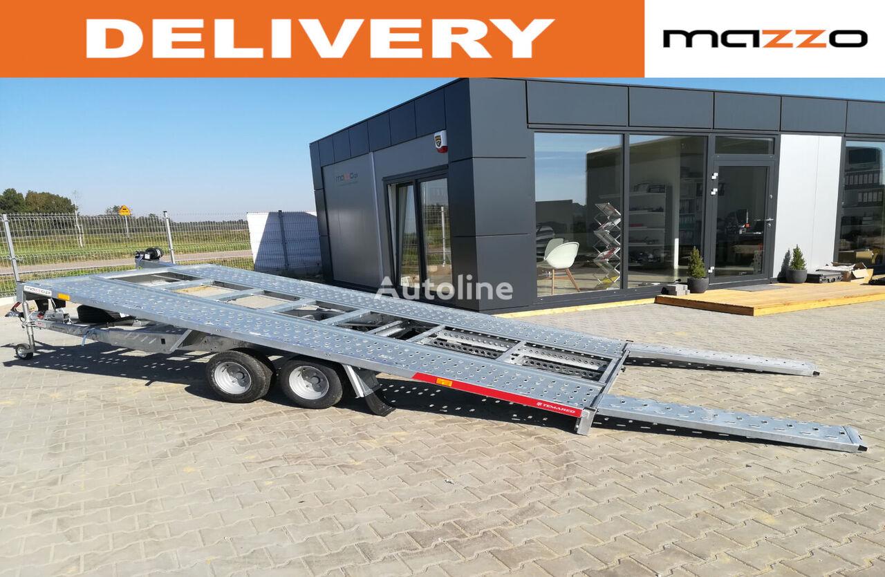 Carkeeper 4020s 400x200cm 2700kg Tilting trailer remolque portacoches nuevo
