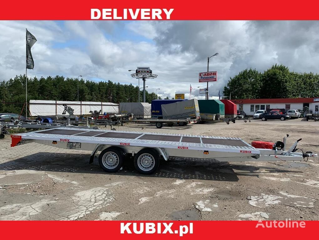 KUBIX Mustang-Strong NT22  remolque portacoches nuevo