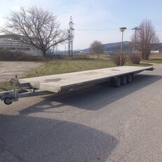 NIEWIADOW 3 axle 10m long with winch remolque portacoches