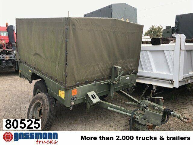 Andere SMIT Wassertank-Anhänger SMIT Wassertank-Anhänger 8x vorh remolque toldo