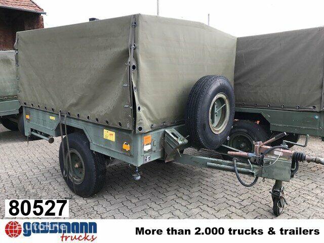 SARIS Wassertank-Anhänger 8x vo remolque toldo