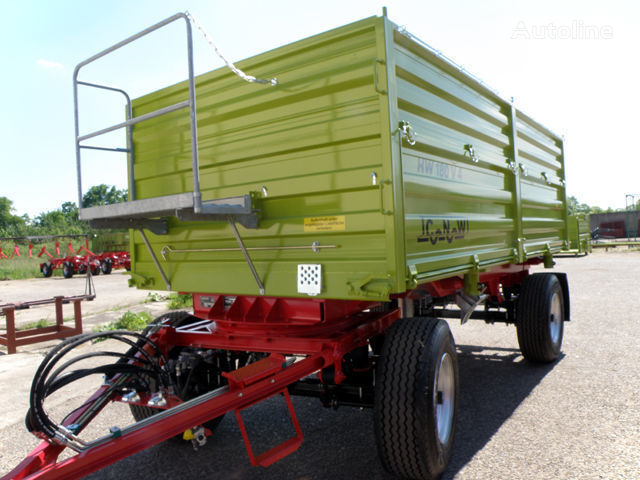 CONOW HW 180 Dreiseiten-Kipper V 4 remolque transporte de granos nuevo