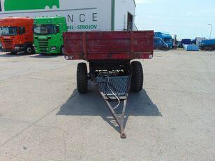 Prívesné vozíky BSS dvojstranný vyklápací príves VIN 089 remolque volquete