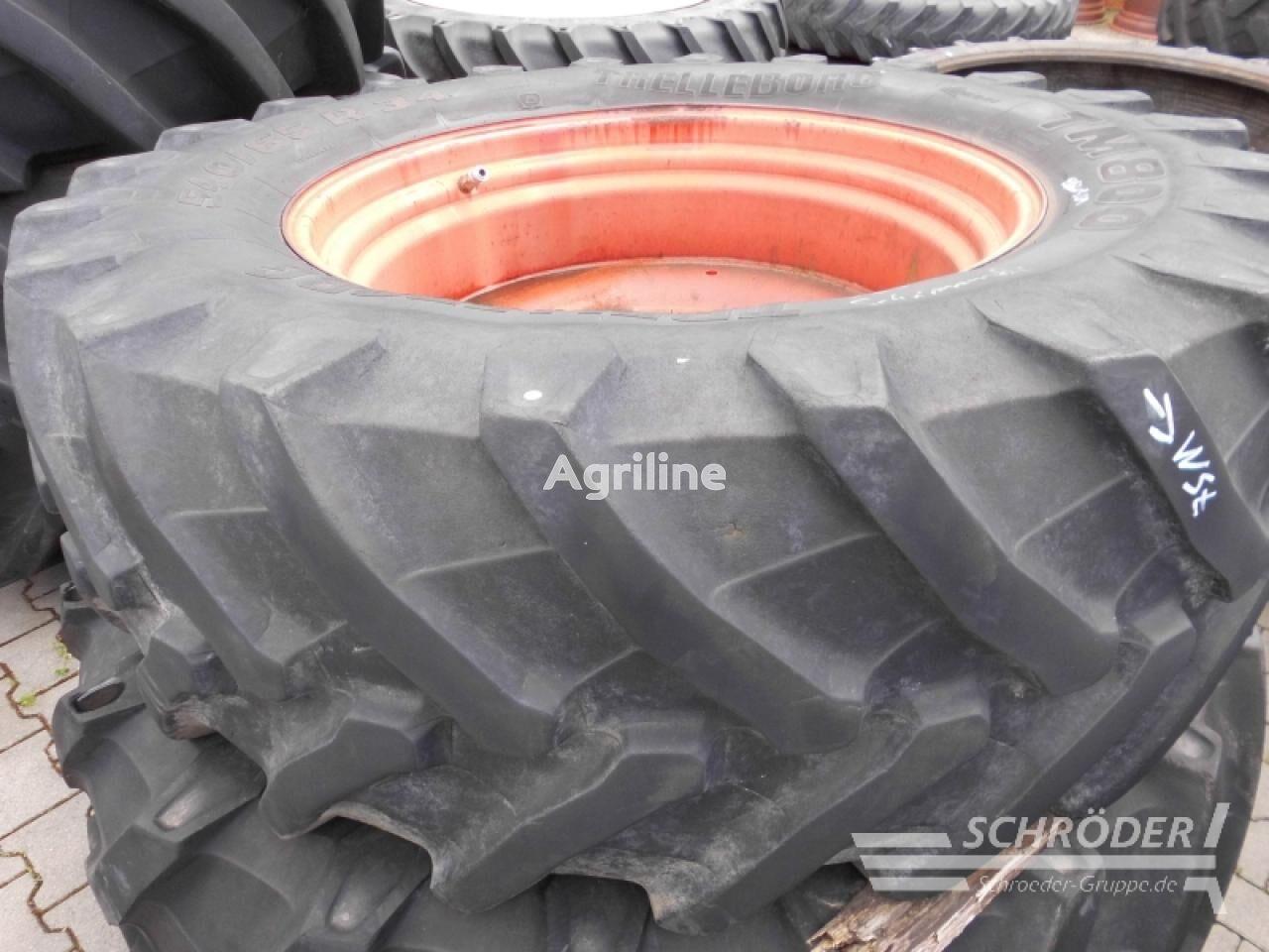 Trelleborg 1 Komplettrad rueda