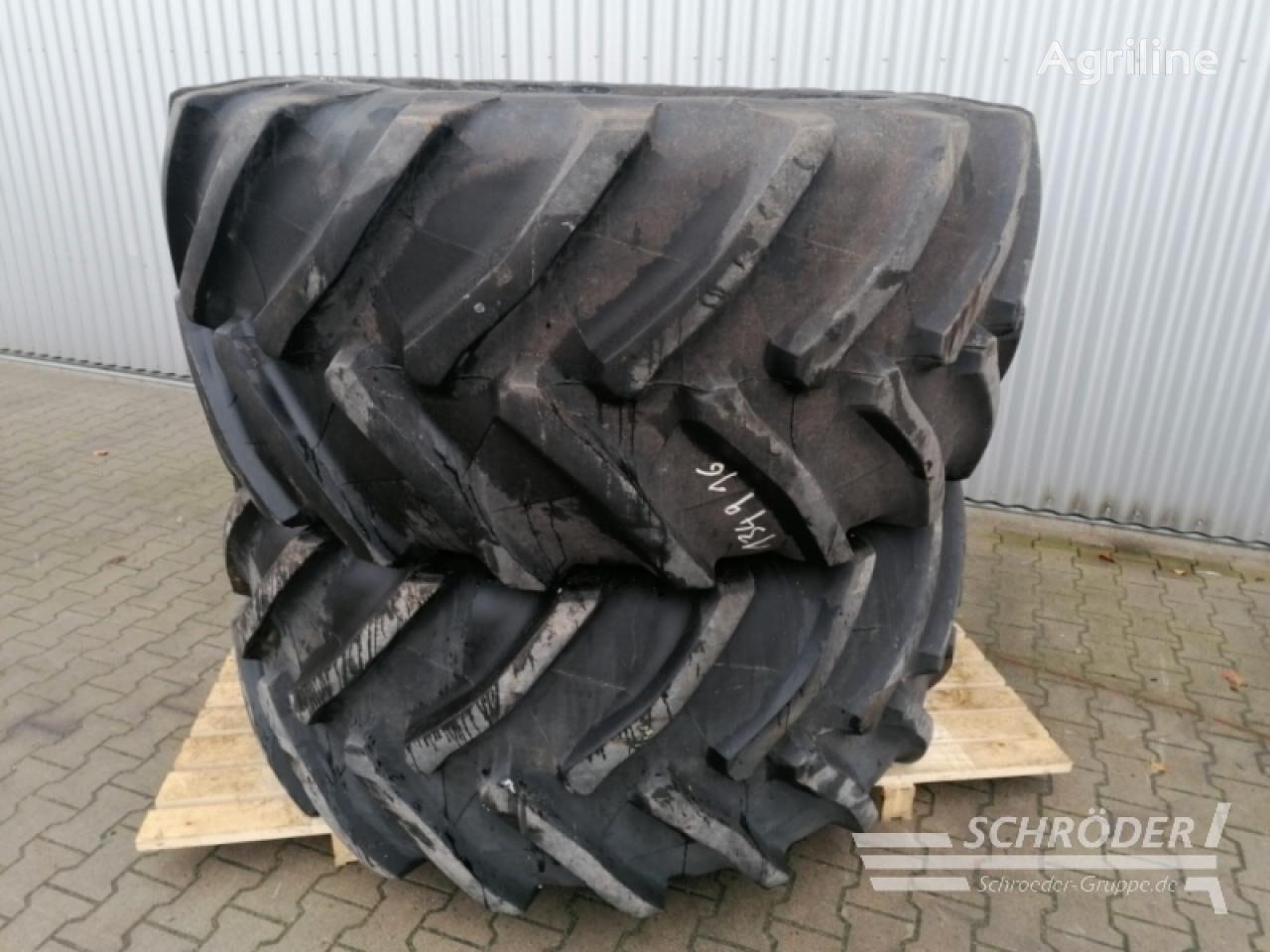 Trelleborg 800/65 R32 TM 2000 rueda