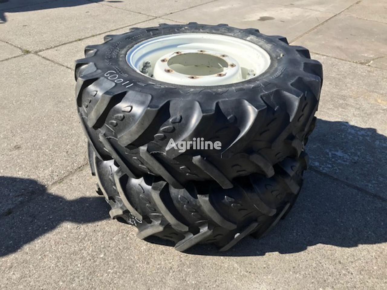 Kleber Traker rueda