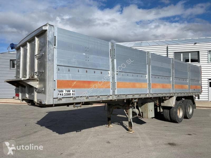 Cimar OT-3252K semirremolque caja abierta