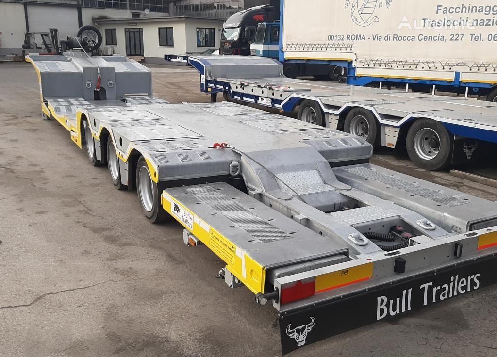 Bull Trailers NUOVO PRONTA CONSEGNA TORO VELOCE  ALLUNGABILE Pronta CONSEGNA  semirremolque de cama baja nuevo