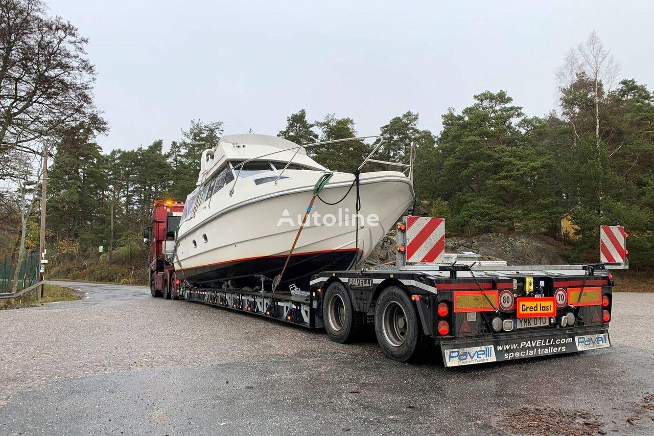 PAVELLI LOWLOADER BOAT TRANSPORT semirremolque de cama baja nuevo