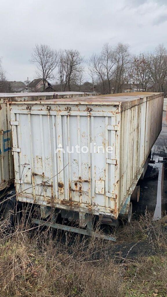 CHMZAP 99858 semirremolque de contenedores