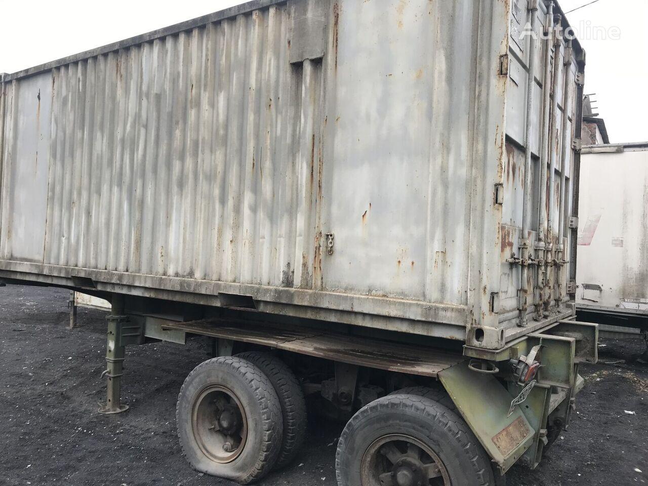 CHMZAP 99874 semirremolque de contenedores