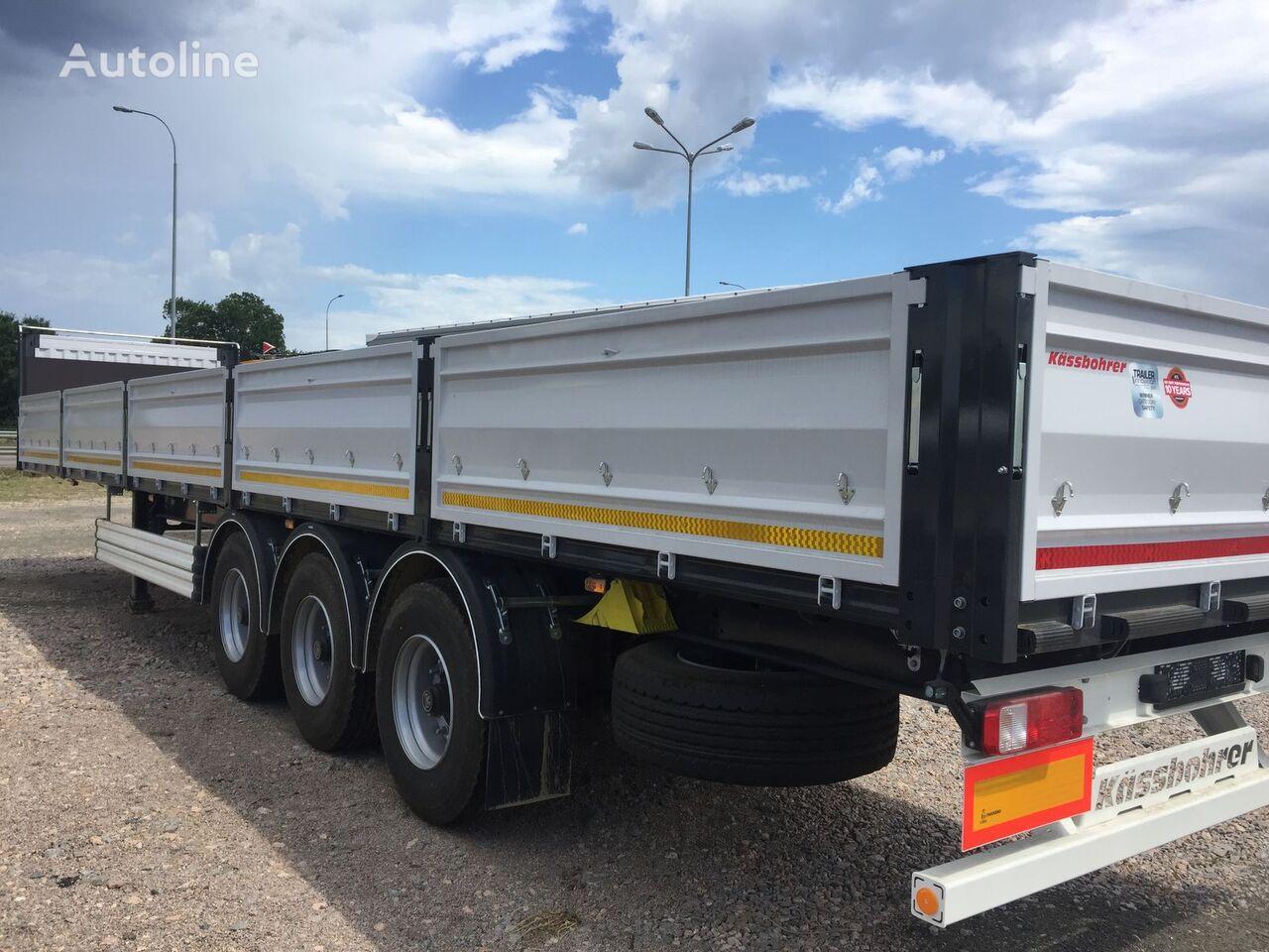 KASSBOHRER SPS semirremolque de contenedores nuevo