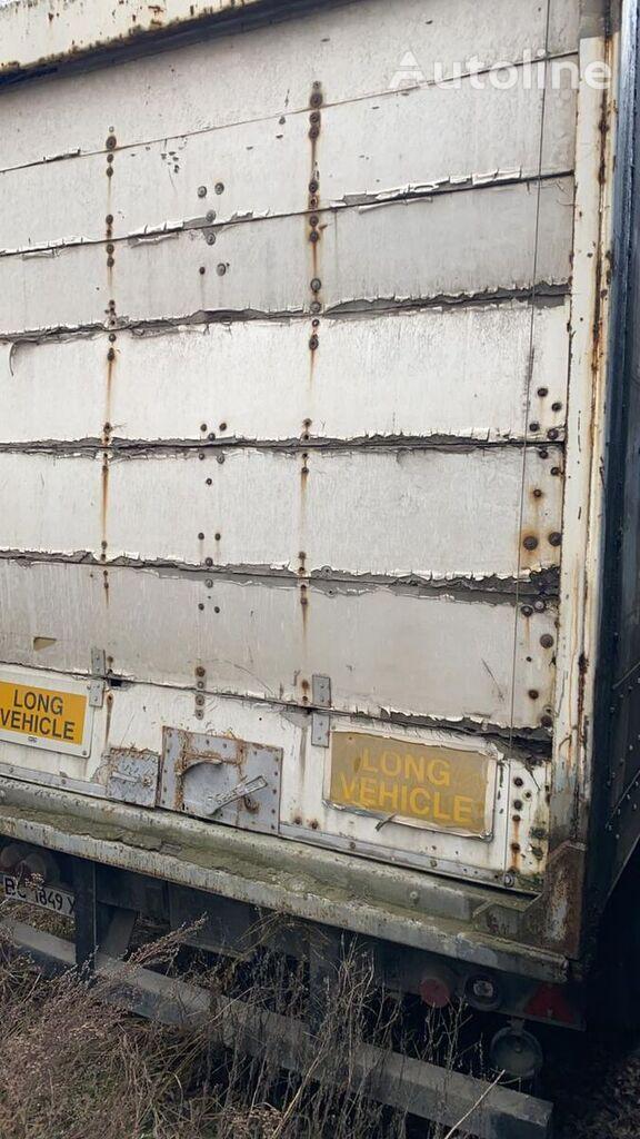 PP GRAVEN TASKET semirremolque frigorífico